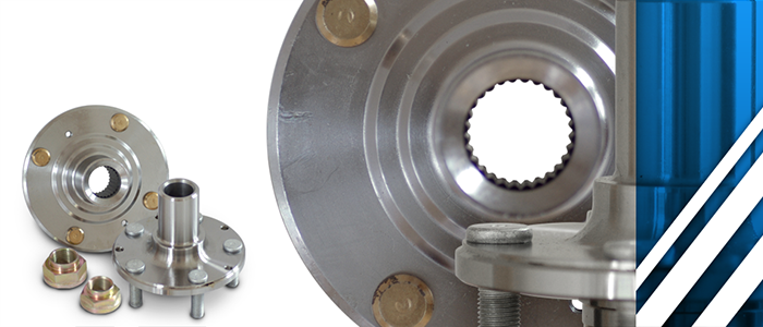 SPINDLE HUB ASSEMBLIES