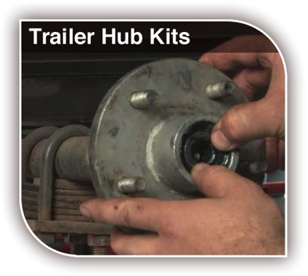 Picture of Trailer Hub Kits & Brake Assemblies